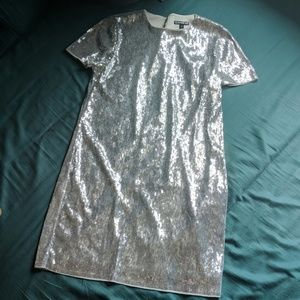 EUC Express Sequin Dress